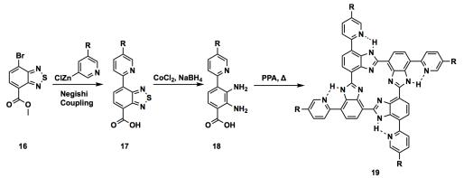 Tetrabenzimidazole